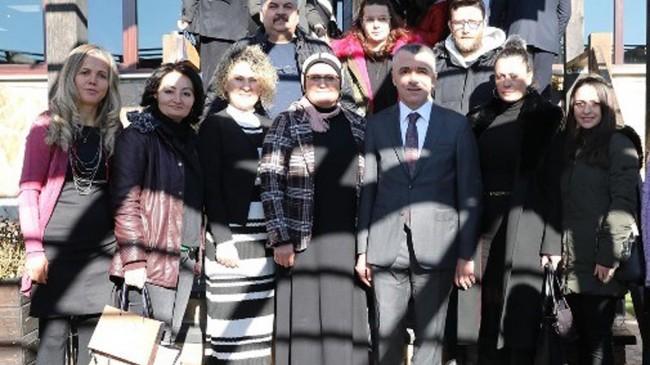 Fikir işçilerimizin '10 Ocak Çalışan Gazeteciler Günü' kutlu olsun