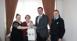 Vize'de 'Hoş Geldin Bebek' projesi devam ediyor