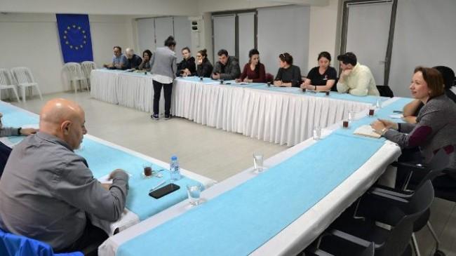 Lüleburgaz'da 23 Nisan  toplantıları devam ediyor