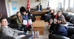 Pehlivanköy'de başarılı öğrenciler ödüllendirildi