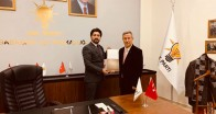 Cumhurbaşkanı Erdoğan'dan AK Parti eski ilçe başkanlarına  teşekkür mektubu
