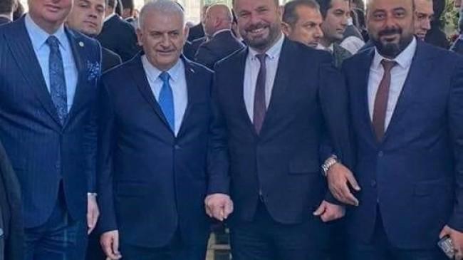 Başkan Ceylan Ankara'da
