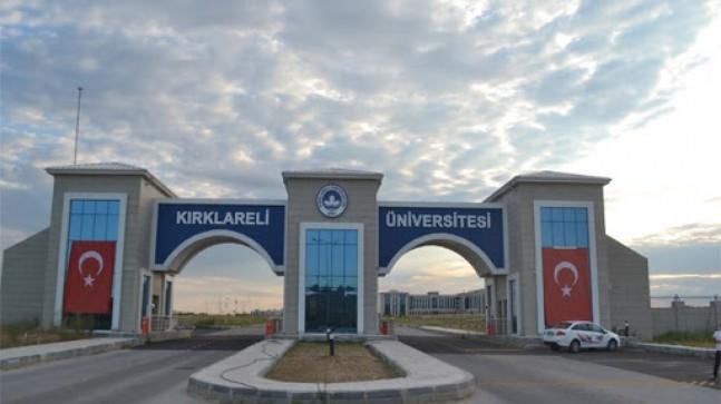Kırklareli Üniversitesi bahar döneminde uzaktan eğitime devam edecek