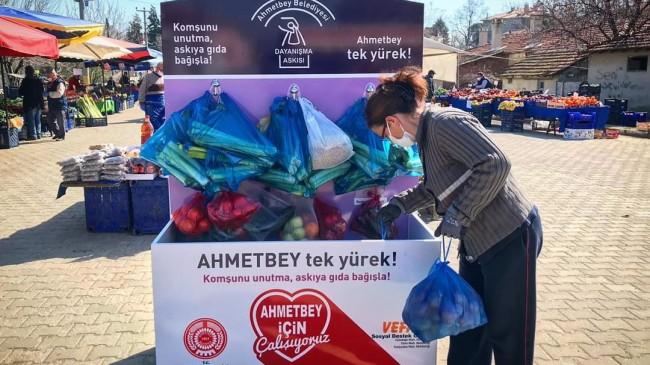 Örnek belediye: Ahmetbey