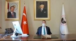 Kırklareli Valisi Osman Bilgin göreve döndü