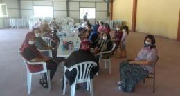 Babaeskili kadın üreticilerden kooperatifçilik eğitimine yoğun ilgi
