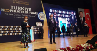 Trakya Birlik Yılın  Kooperatifi ödülünü aldı