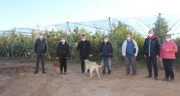 Funda Eylem Özel'den  Kuzuçardağı köyüne ziyaret