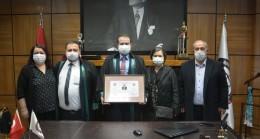 Kırklareli Barosu'na 2 Genç Avukat