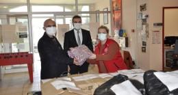 Kaymakam Elmacıoğlu  Babaeski Gençlik  Merkezini ziyaret etti
