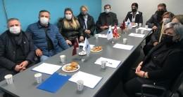 CHP Babaeski İlçe  Başkanlığından ziyaretler