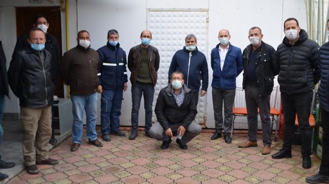 """Babaeskili Avcıların Yeni Başkanı """"Selim Yavuz"""""""