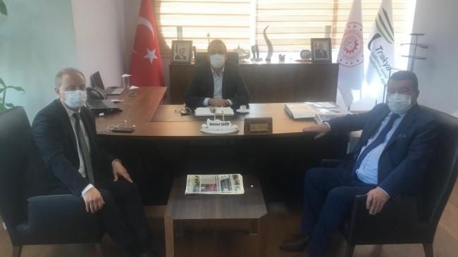 """Babaeski Sarımsağı koşar adım """"Coğrafi İşarete"""""""