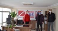 Başkan Vural Zortul Medyayı ziyaret etti