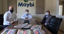 Maybi'ye ziyaret