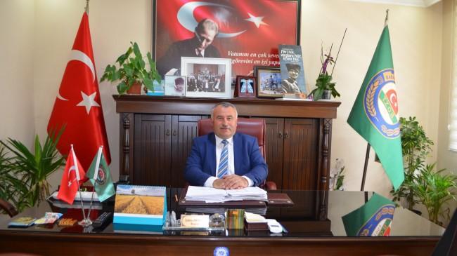 Başkan Arslan: Gübre, elektrik, sulama, ilaç gibi girdilerde indirime gidilmeli