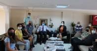 BİK Müdürü Karakaya Zortul Medya'yı ziyaret etti